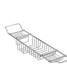Essentials Traditional, Adjustable Bathtub Rack, Large