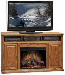 Scottsdale 62inch Fireplace