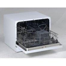 Model DW6W - Portable Countertop Dishwasher