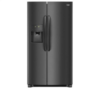 Frigidaire Gallery 25.5 Cu. Ft. Side-by-Side Refrigerator Product Image