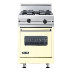 """Lemonade 24"""" Wok/Cooker Companion Range - VGIC (24"""" wide range with wok/cooker, single oven)"""