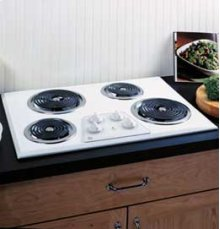 "30"" Built In Electric Cooktop"