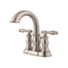 Brushed Nickel Hanover Centerset Bath Faucet