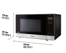 NN-ST676S Countertop Product Image