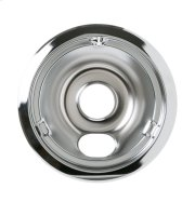 "Range 6"" Chrome Burner Bowl Product Image"