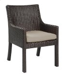 Arm Dining Chair (2 /ctn)-sun-spectrum Sand #48019 Product Image
