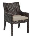 Arm Dining Chair (2 /ctn)-sun-spectrum Sand #48019 Product Image