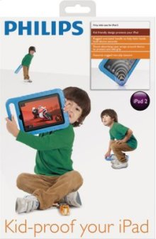 Philips Kids case DLN4706 for iPad 2