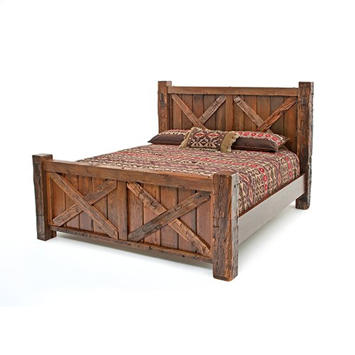 Western Traditions - Wyoming Bed - Queen Headboard Only