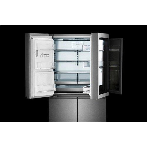 LG SIGNATURE 31 cu. ft. Smart wi-fi Enabled InstaView Door-in-Door® Refrigerator