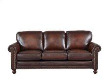 7160 Hampton Sofa L501m Brown