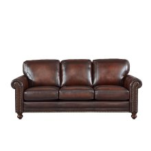 7160 Hampton Sofa L501m Brown
