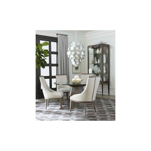 Geode Gem Sling Dining Chair