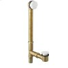 Universal Bath Drain - Polished Chrome