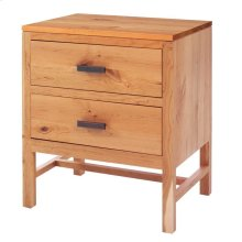 Lynnwood 2 Drawer Nightstand