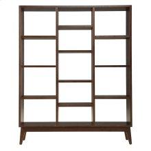 Serra Triple Bookcase