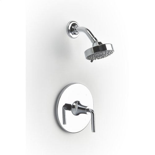 Shower Trim Taos Series 17 Polished Chrome