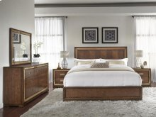 HOT BUY CLEARANCE!!! Chrystelle King Bedroom Group: King Bed, Nightstand, Dresser & Mirror