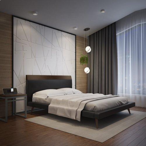 Revelstoke Cosmopolitan Upholstered Bed - Full