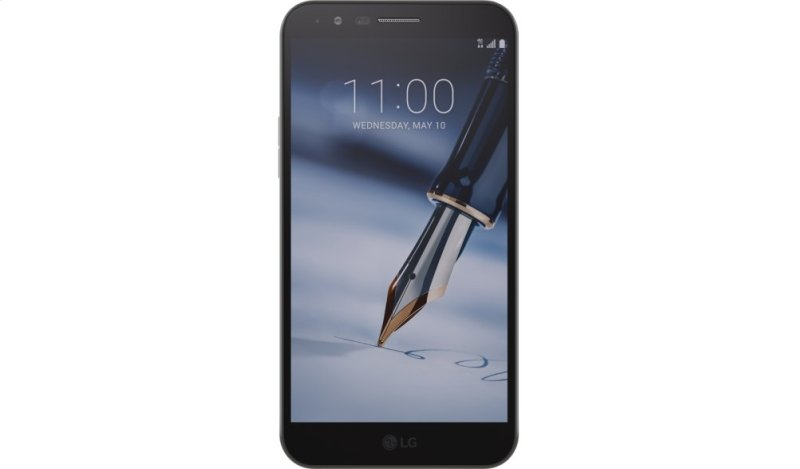 MP450KTMETROPCS in Titanium by LG in Marshall, MN - LG Stylo