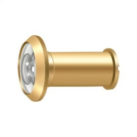 Door Viewer - PVD Polished Brass