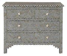 Herringbone Drawer Cabinet