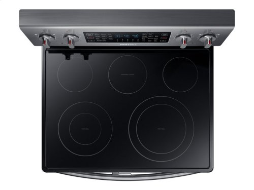 5.9 cu. ft. Freestanding Electric Range with Flex Duo