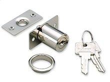 Cylinder Push Lock