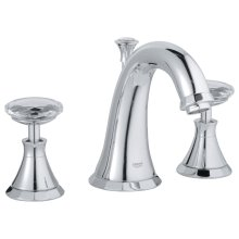"Kensington 8"" Widespread Two-Handle Bathroom Faucet"