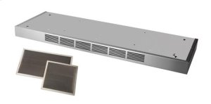 """Centro Poco - 42"""" Stainless Steel Pro-Style Range Hood with internal/external blower options"""