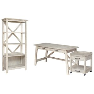 AshleyASHLEYHome Office Desk and Storage