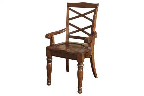 Dining Room Arm Chair (2/CN)