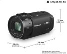 HC-V800 4K/HD Camcorders Product Image