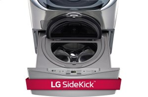 1.0 cu. ft. LG SideKick Pedestal Washer, LG TWINWash Compatible Product Image