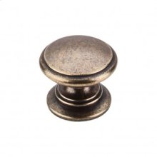 Ray Knob 1 1/4 Inch - German Bronze