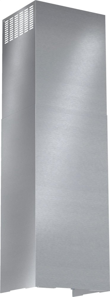 Glass Canopy Chimney Hood Extension Kit