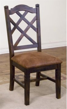 Santa Fe Double Crossback Chair
