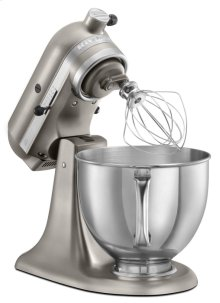 5-Qt Architect Series Tilt-Head Stand Mixer - Cocoa Silver