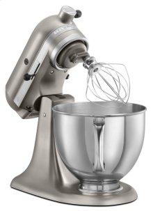 5-Qt Architect Series Tilt-Head Stand Mixer - Cocoa Silver