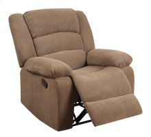 Emerald Home Bradford Recliner Brown Sugar U7055-04-15