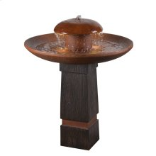Oswego - Outdoor Floor Fountain