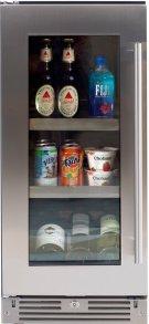 "15"" Left Hand Hinge Beverage Centers Product Image"