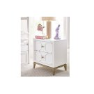Chelsea by Rachael Ray Night Stand w/Decorative Lattice Product Image