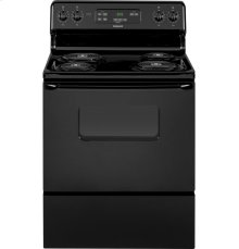 """Hotpoint® 30"""" Free-Standing Standard Clean Electric Range"""