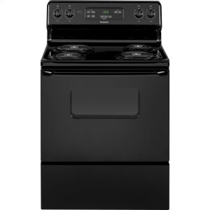 "HotpointHotpoint® 30"" Free-Standing Standard Clean Electric Range"