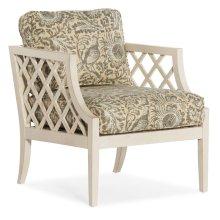 Living Room Idris Exposed Wood Chair
