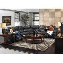 Reclining Sofa - Timber