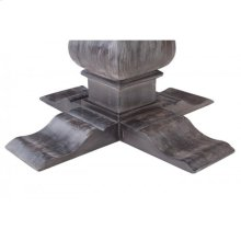 Athena Round Marble Dining Table- Small