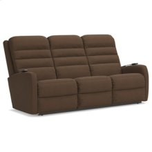 Forum Power Wall Reclining Sofa w/ Headrest & Lumbar