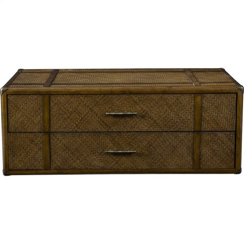 Amalie Bay Trunk Cocktail Table
